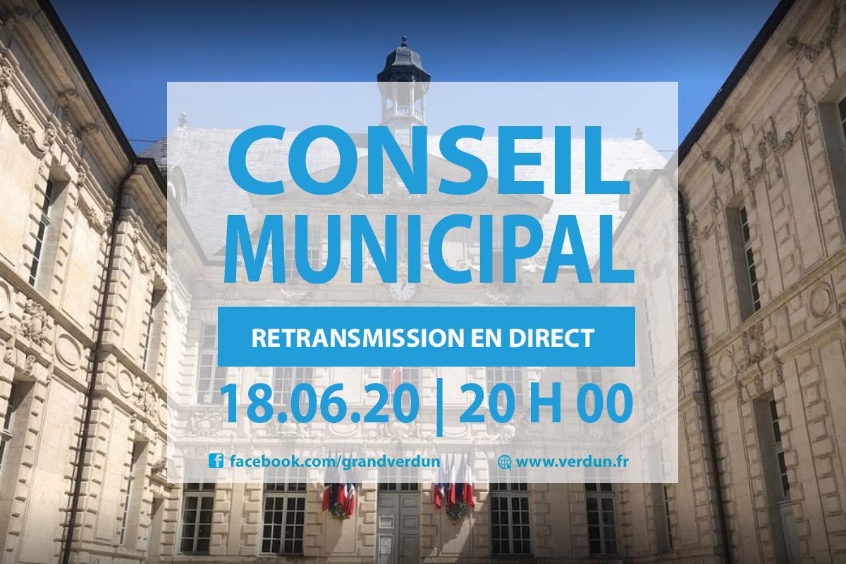 (Re)vivez le Conseil municipal !