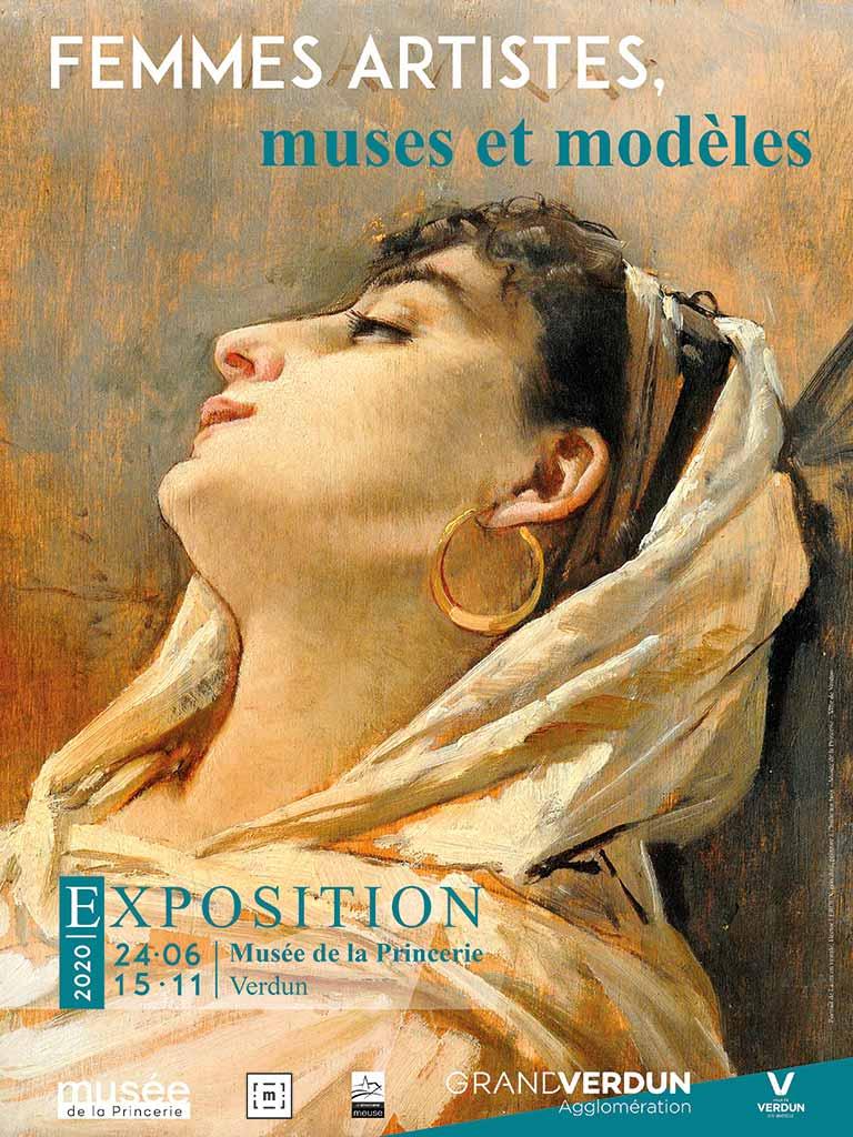 « Femmes artistes, muses et modèles»