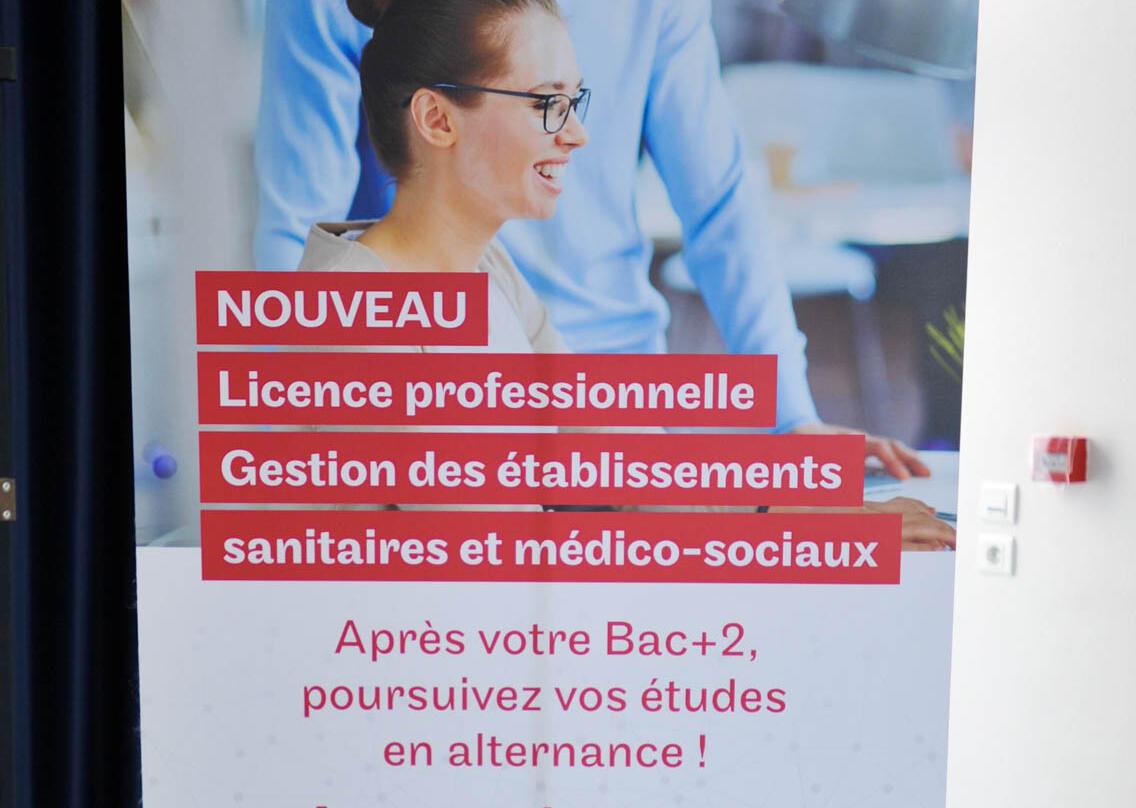 Nouvelle Licence professionnelle à Verdun
