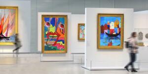 Exposition virtuelle des élèves de l'atelier d'art