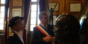Visite officielle de Madame Pascale TRIMBACH, nouvelle Préfète de la Meuse