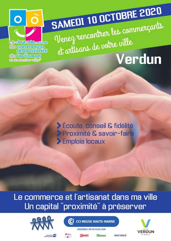 Journée Nationale du Commerce de proximité, de l'Artisanat et du centre-ville