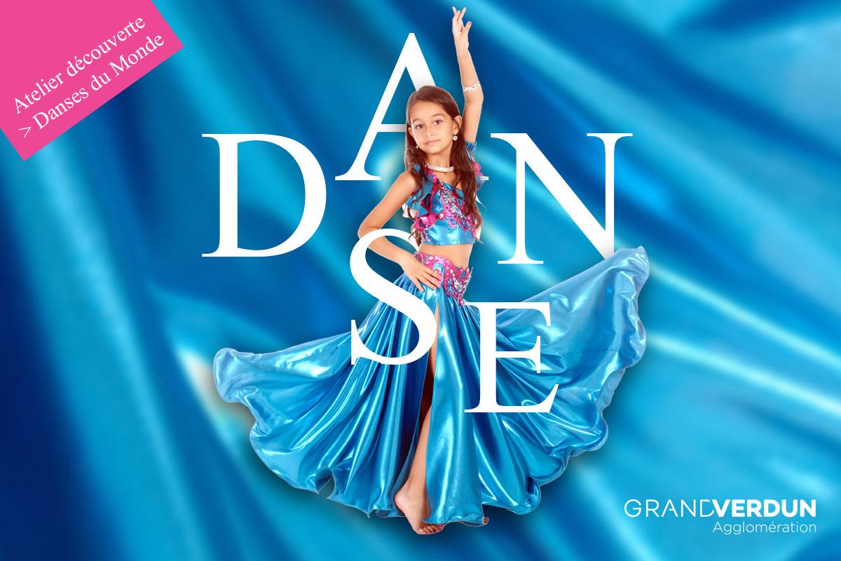 Atelier Découverte «Danses du Monde»