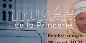 Fermeture du Musée de la Princerie