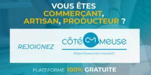 Côté Meuse pour les commerçants, artisans et producteurs