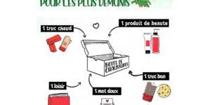 Des «boîtes de Noël» pour les personnes les plus démunies