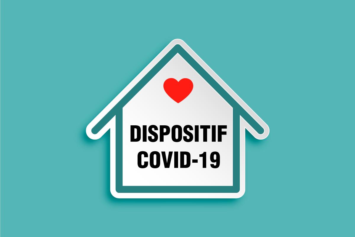 Dispositif COVID-19 deuxième vague