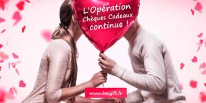 L'Opération Chèques Cadeaux continue !