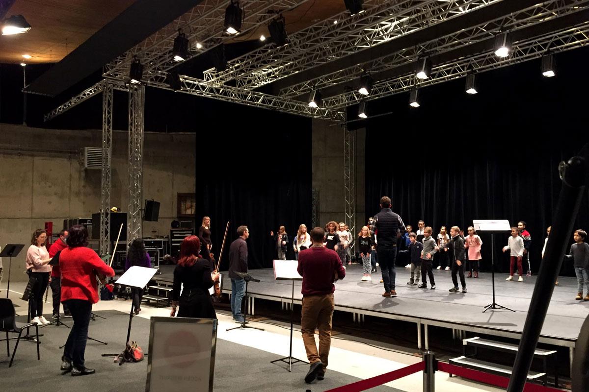 Orchestre Démos Grand Verdun : coup d'envoi !