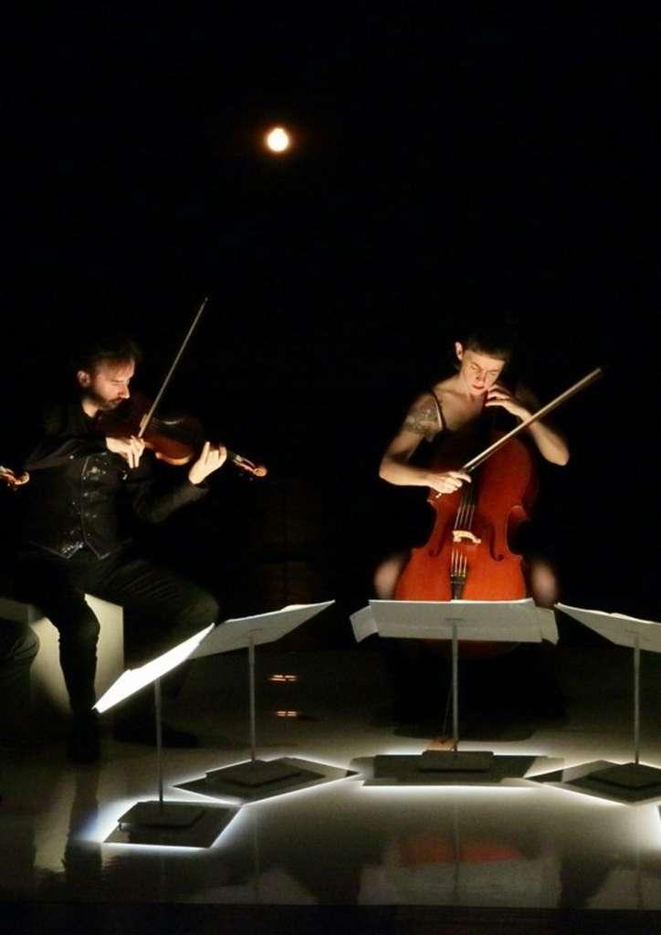 Quatuor Béla & Noémi Boutin