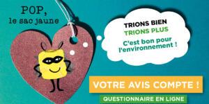 Questionnaire sur la gestion des déchets du Grand Verdun