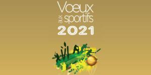 Vœux aux sportifs 2021