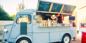 Entreprendre : food-trucks à Verdun Plage