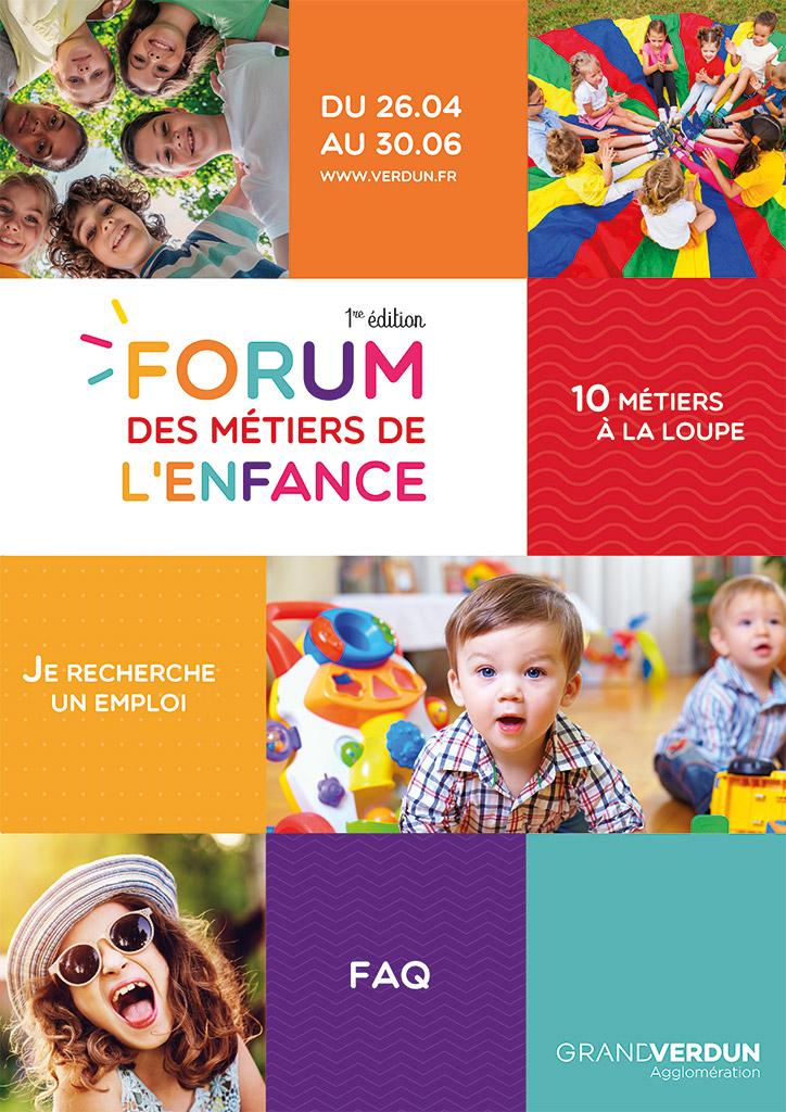 Forum Virtuel des Métiers de l'Enfance