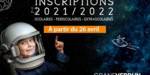 Guide des inscriptions scolaires – périscolaires – extrascolaires 2021/2022
