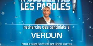 Casting : « N'oubliez pas les paroles » arrive à Verdun, à vos micros !