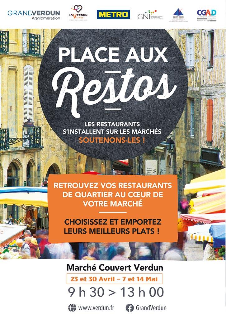 Place aux Restos !