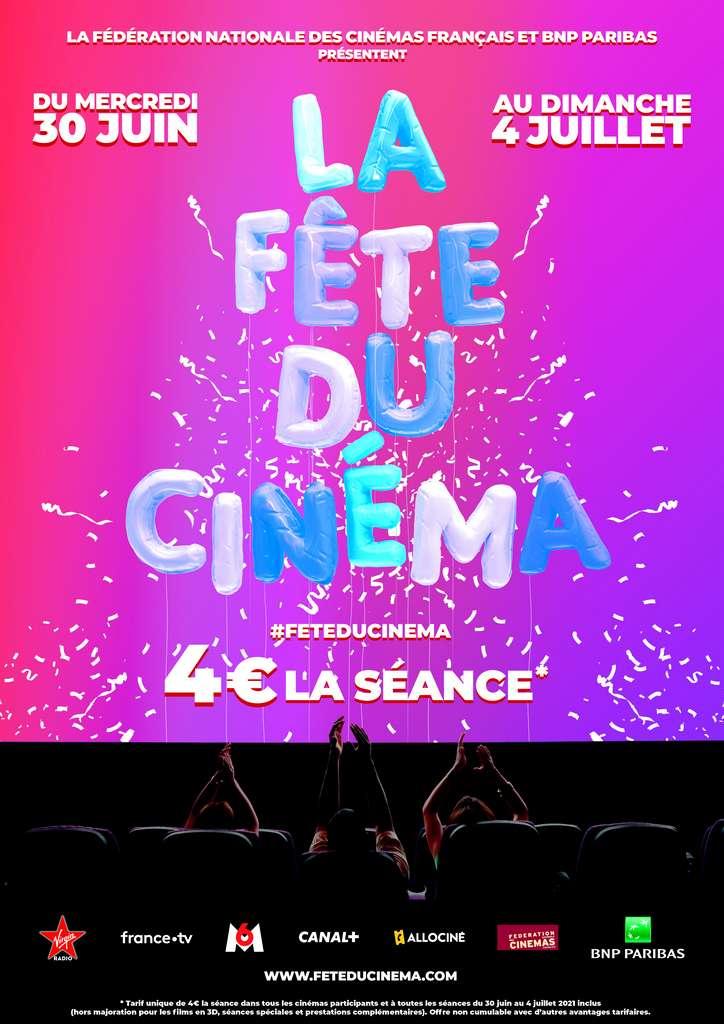 La Fête du Cinéma revient !