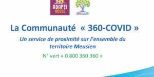 La Communauté «360-COVID» : La force du collectif au service de solutions personnalisées