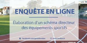 Élaboration d'un schéma directeur des équipements sportifs