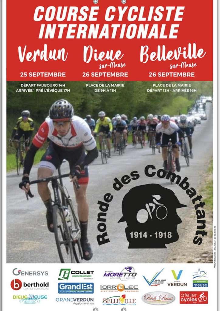 Course cycliste internationale «Ronde des Combattants 14-18 »