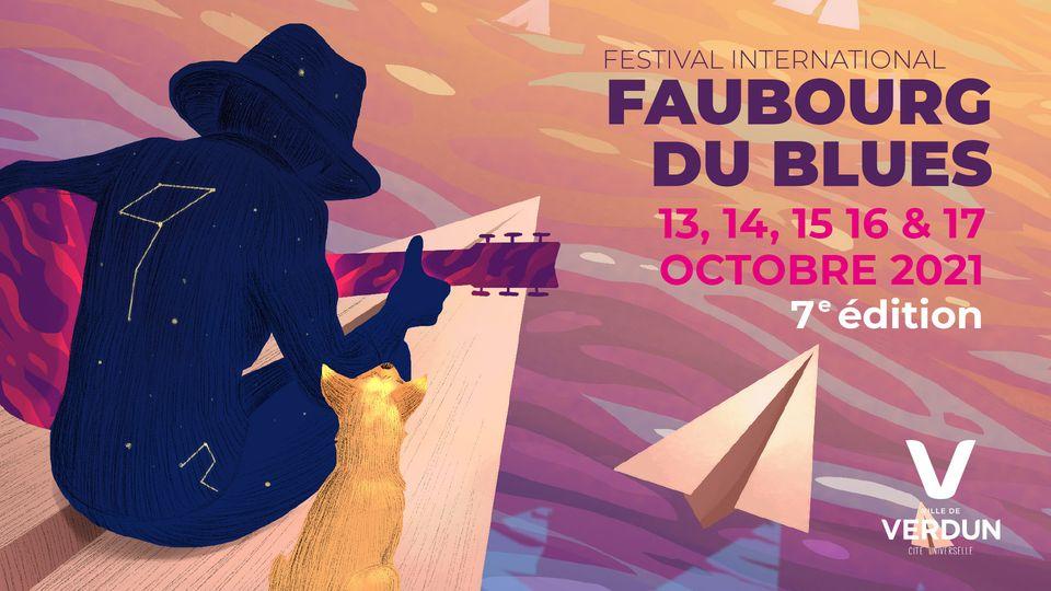 Festival international Faubourg du blues