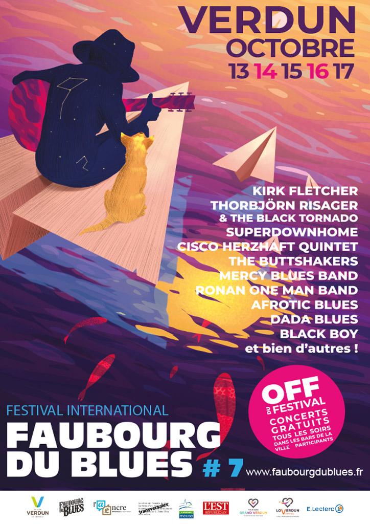 Faubourg du Blues 7<sup>e</sup> édition