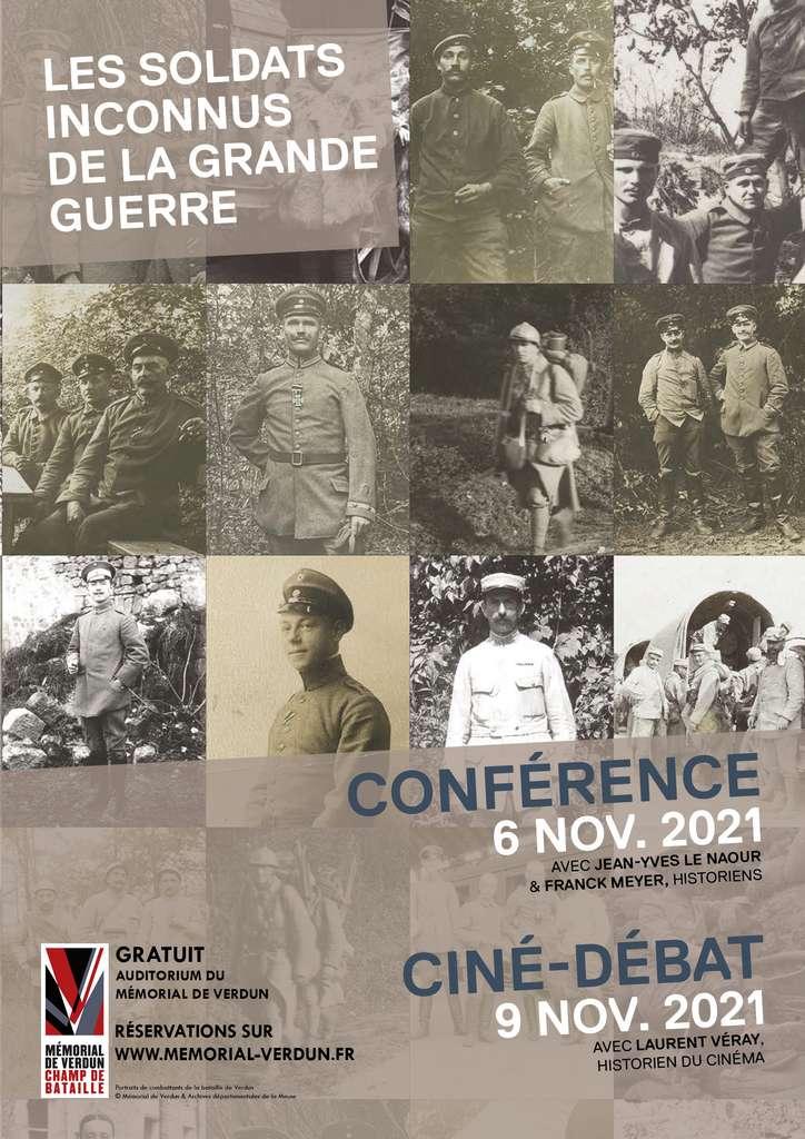 Les soldats inconnus de la Grande Guerre